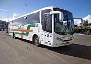 ONIBUS ANO 2012, CARROCERIA: COMIL CAMPIONE 3,25. CHASSIS: VOLKSWAGEM 17.230 MAN